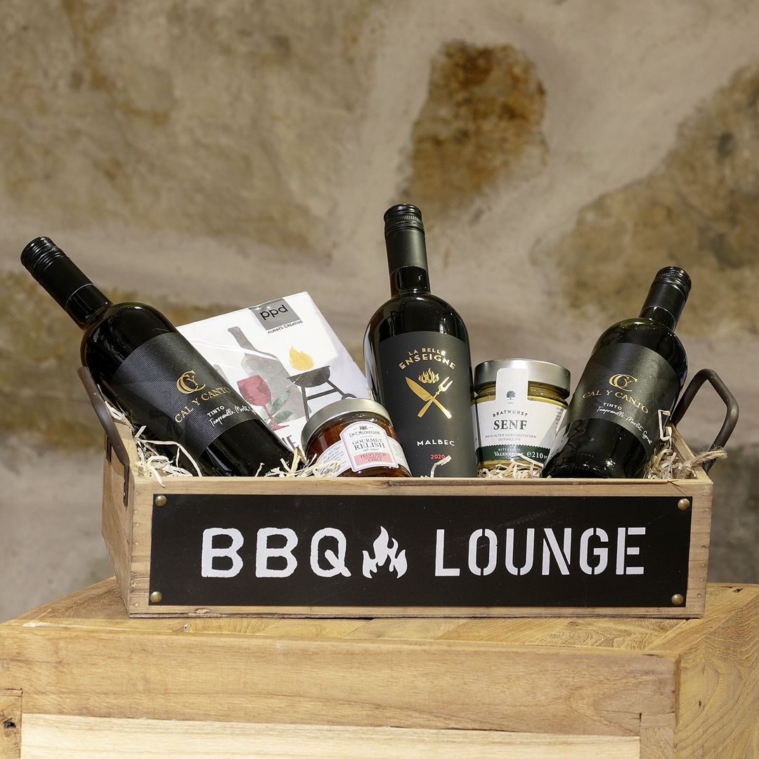 »Barbecue Lounge«