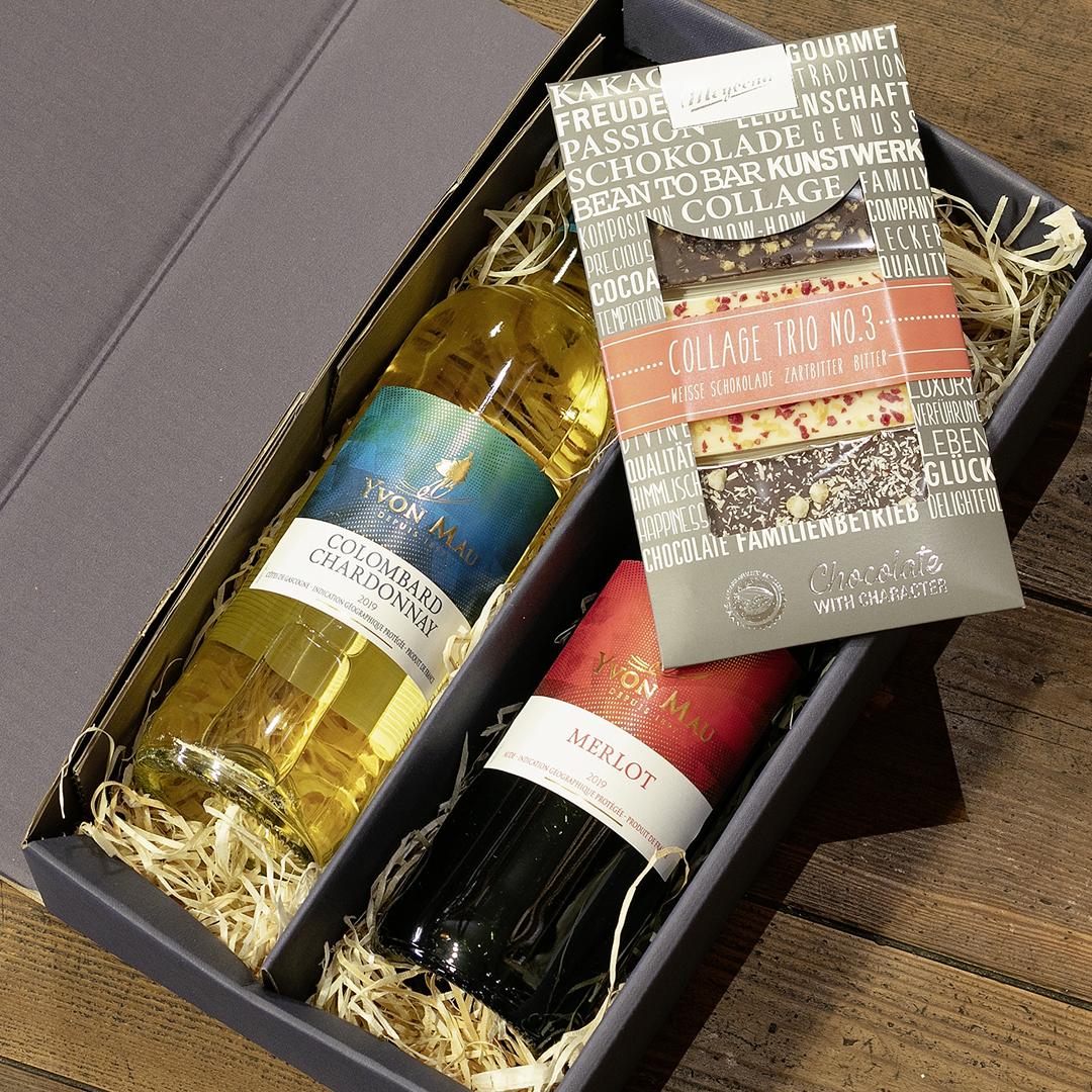 Duo »Merlot & Chardonnay«