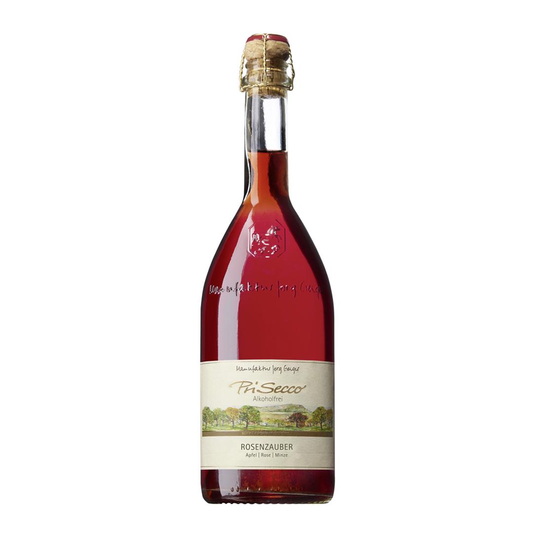 »PriSecco Rosenzauber« PriSecco alkoholfrei