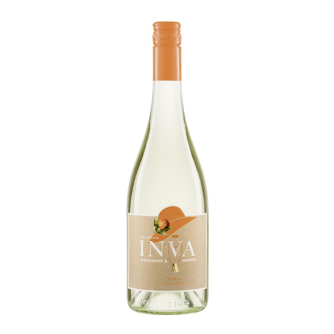 »Inva« Perlwein mit Mandarine und Ingwer