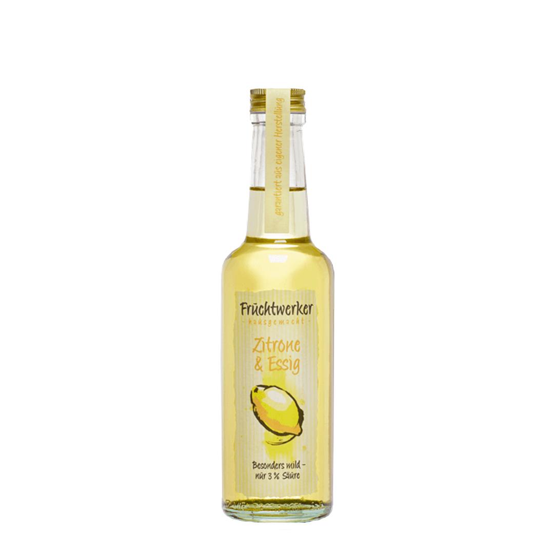 »Zitrone & Essig«