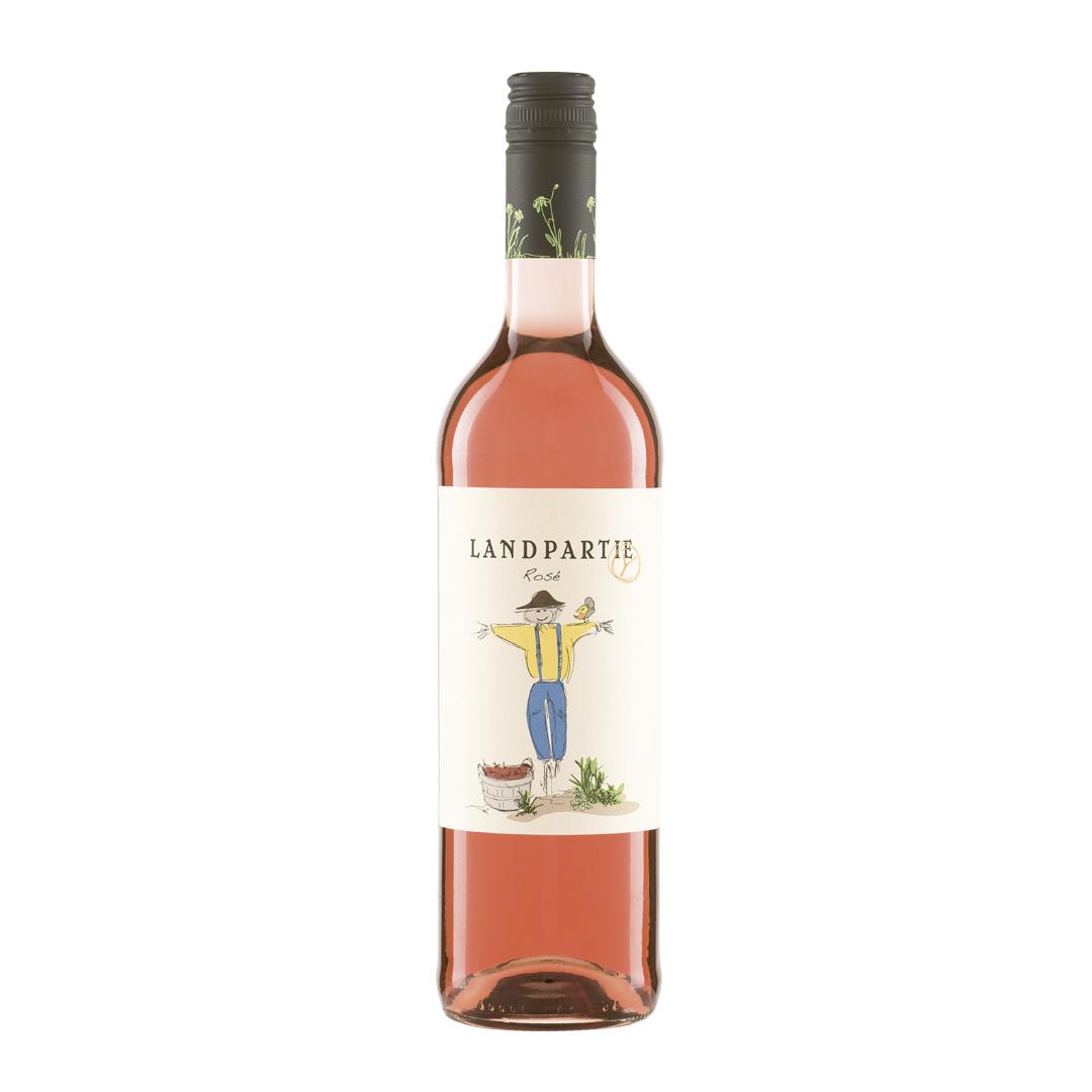 »Landparty (ie)« Rosé