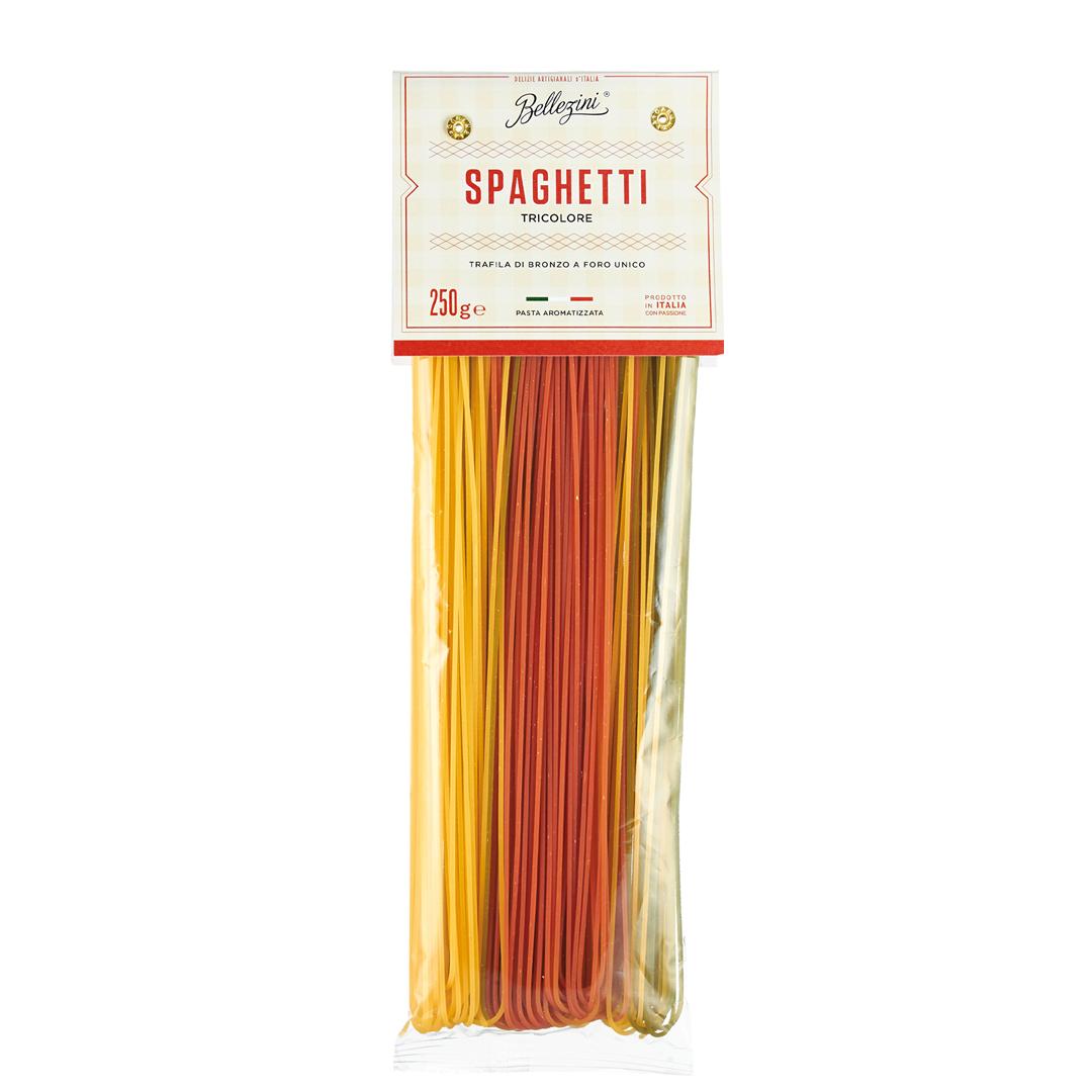 »Pasta tricolore«